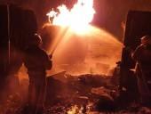 В Чечне произошел взрыв на газовой заправке