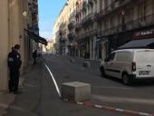 Во французском Лионе прогремел взрыв, есть раненые