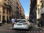 СМИ распространили кадры с вероятным подозреваемым во взрыве в Лионе