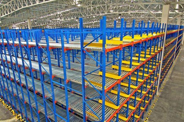 Где можно купить складские стеллажи