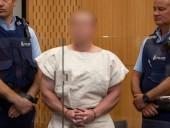 Стрелку из Новой Зеландии предъявили обвинение в терроризме