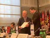 В ОБСЕ попрощались с главой Специальной мониторинговой миссии в Украине
