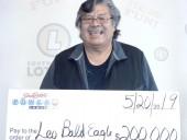 В Америке бывший почтальон выиграл в лотерею