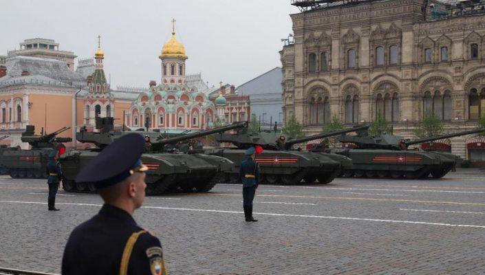 Немецкая пресса оценила военный потенциал России после парада 9 Мая
