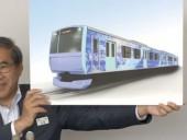 Япония будет разрабатывать эко-поезда, работающие на водороде и кислороде