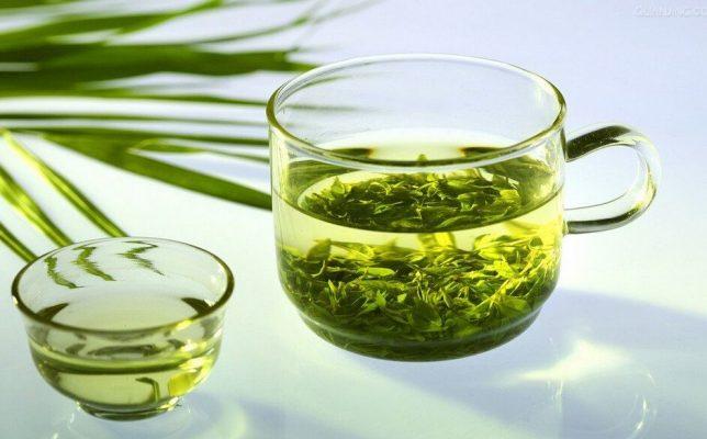 Купить зеленый чай недорого