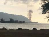 Девять человек погибли в результате падения самолета на Гавайях