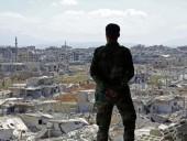 Взрыв произошел к западу от Дамаска