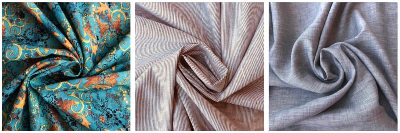 Где купить ткани из льна для пижам