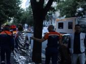В центре Парижа произошел пожар в жилом доме, трое погибших