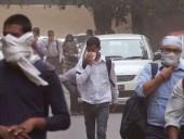 Жертвами песчаных бурь в Индии стали не менее 26 человек