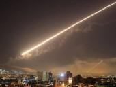 США сообщили РФ о поддержке авиаударов Израиля в Сирии, пока там остается Иран