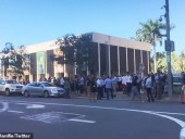 Мощное землетрясение затронуло Австралию