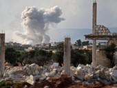 Военный аэродром в Сирии подвергся ракетному обстрелу