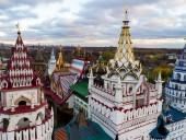 В Москве горит Измайловский кремль