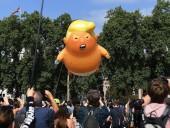 Музей Лондона хочет приобрести надувную фигуру Трампа