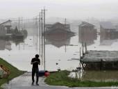 В Японии 115 тысяч человек получили указание об эвакуации из-за угрозы наводнений