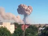 Взрывы на складах в Казахстане: очаги пожара ликвидированы