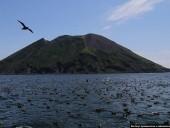 В России впервые за сто лет проснулся вулкан Райкоке