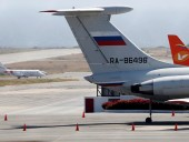 В Венесуэле приземлился военный самолет РФ