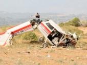 В результате авиакатастрофы в Анталии погибли два человека