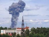 Взрыв на заводе в российском Дзержинске: количество пострадавших снова выросло