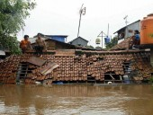 Более 1 тысячи человек были эвакуированы в Малайзии из-за сильных наводнений