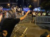 В Гонконге более 1 миллиона человек вышли на акцию протеста