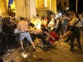 Спецназ разогнал акцию протеста в Тбилиси: пострадали 14 митингующих и 38 правоохранителей