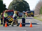 Два легкомоторных самолета столкнулись в Новой Зеландии
