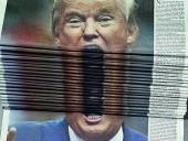 Трамп потребовал от NYT раскрыть источник информации о кибератаке на РФ