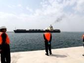 Два танкера были атакованы в заливе Омана