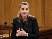 Новое правительство Дании возглавит самая молодая в истории страны премьер-министр