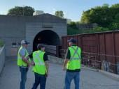 В тоннеле между Канадой и США с рельсов сошел поезд, перевозивший опасные вещества