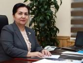 В Узбекистане женщина впервые возглавила Сенат