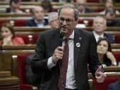 Глава Каталонии о новом референдуме: мы сделаем это снова