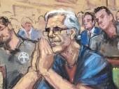 Обвиняемого в секс-торговле миллиардера Эпштейна оставили под стражей