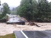 Аномальные дожди в Австрии: затоплены дороги и дома