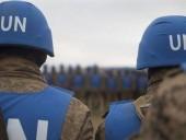 Автомобиль ООН подорвался на мине в Мали, ранены 10 миротворцев