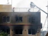 Стали известны детали поджога студии аниме в Японии, в результате которого погибли уже 25 человек