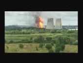 В подмосковных Мытищах произошел масштабный пожар на ТЭЦ: есть погибший