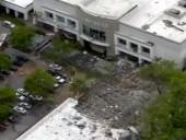 В США 20 человек пострадали при взрыве в торговом центре