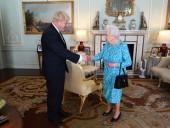 Борис Джонсон встретился с королевой и официально стал премьером