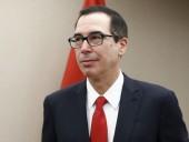 Министр финансов США анонсировал свой визит в Китай