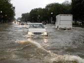 Из-за ливня в Вашингтоне затопило метро и резиденцию президента