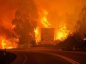 Украинцам советуют не ездить в центральную Португалию из-за лесных пожаров