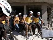 ООН: жертвами авиаударов в Сирии за 10 дней стали более 100 человек