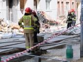 При взрыве газового баллона в жилом доме в Польше погибла женщина и двое ее детей