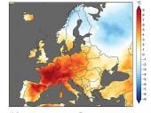 Аномальная жара может стать новой нормой для Европы