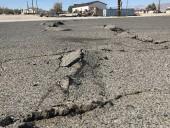 Еще одно мощное землетрясение произошло на юге Калифорнии